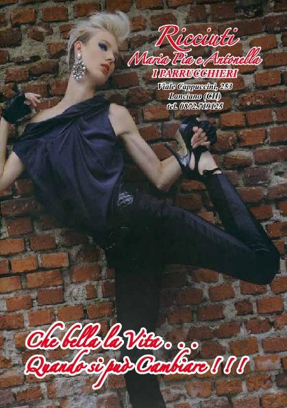 Brochure Ricciuti