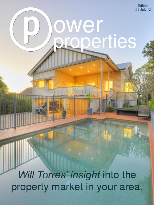 Will Torres' Online Property Magazine