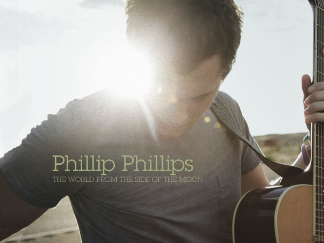 THE WORLD FROM THE SIDE OF THE MOON-PHILLIP PHILLIPS