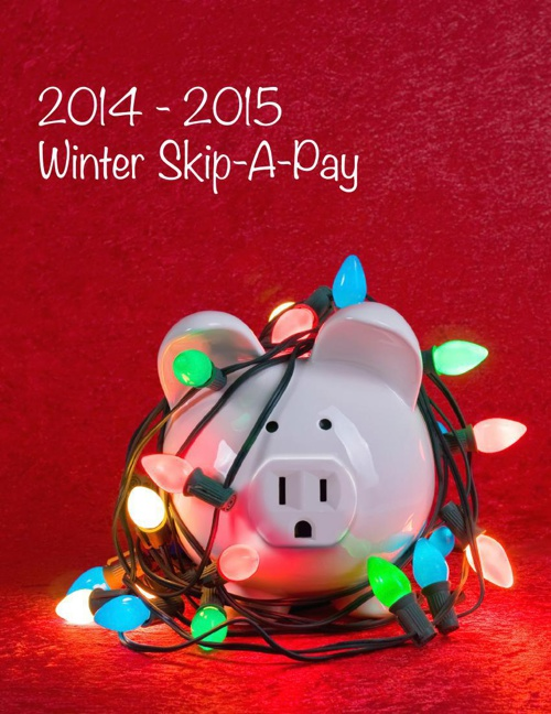 2014-2015 Winter Skip A Pay