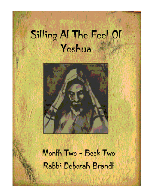 Sitting At The Feet Of Yeshua Month 2 Book 2