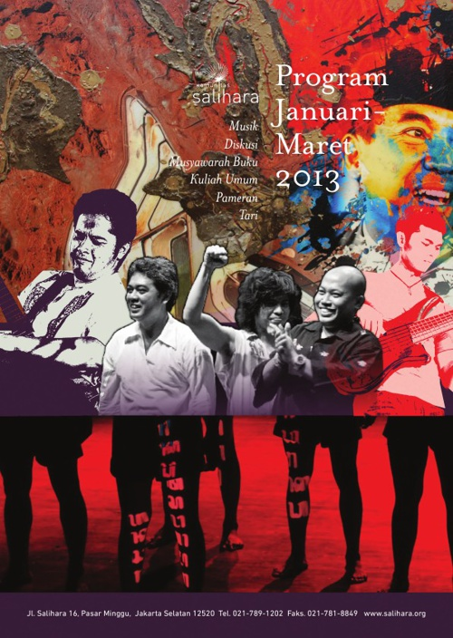 Program Salihara Januari - Maret 2013