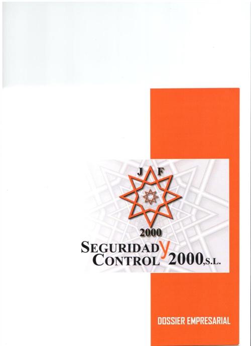 SEGURIDAD CONTROL 2000