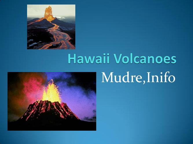 Volcano Mudre