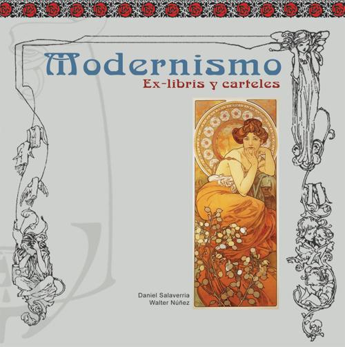 Modernismo - Ex Libris - Carteles