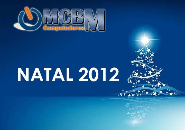 MCBM Catálogo Natal 2012