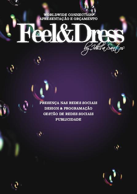 Apresentação Redes Sociais Feel&Dress