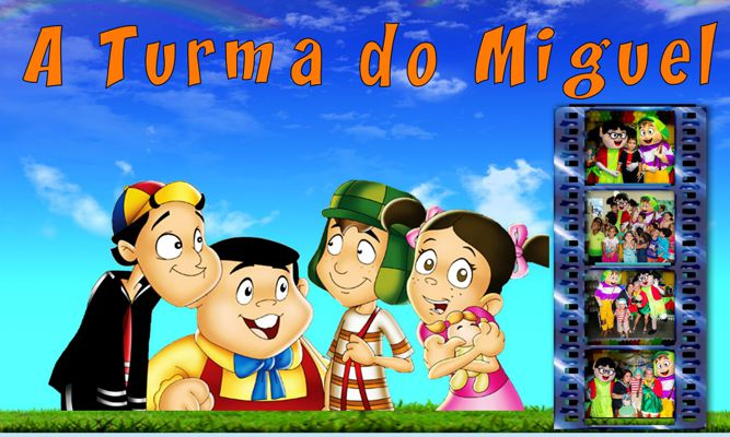 A Turma do Miguel Parte I