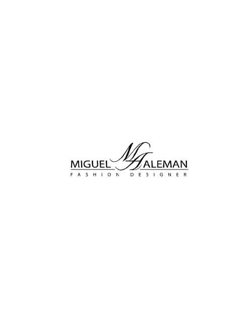 Miguel Aleman Fashion Designer