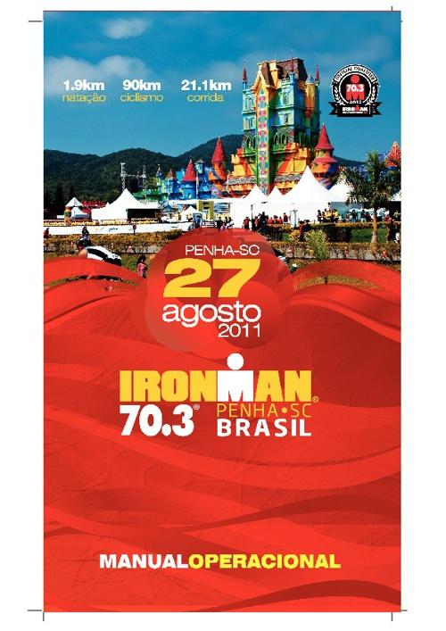 Manual Operacional IRONMAN 70.3 Brasil