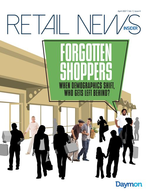 April Retail News Insider