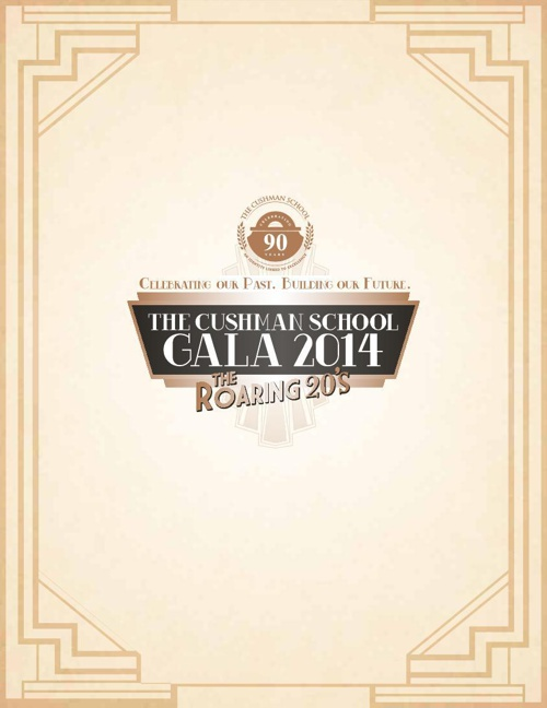 2014 Gala Program Book