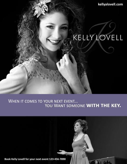 Kelly Lovell: Speakers Packet