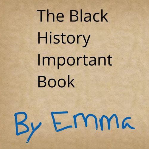 Emma's book