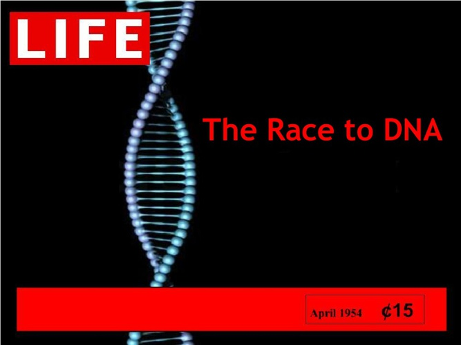 LIFE: The Race to DNA