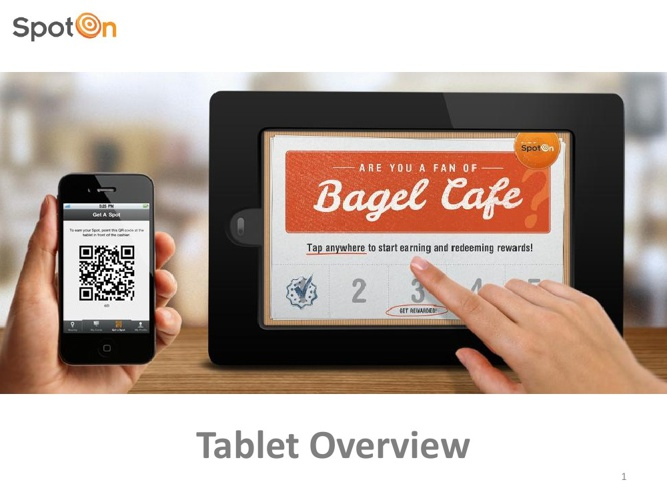 SnapOn Tablet Overview