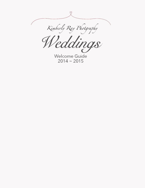 Wedding Welcome Guide