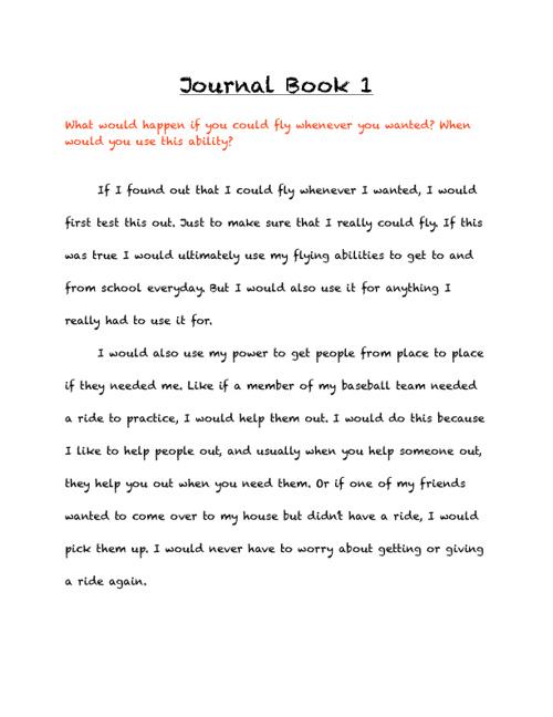 Journal Book 2 - Adam McDowell