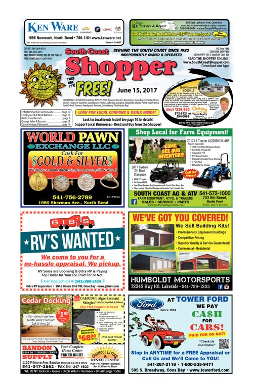 South Coast Shopper e-Edition 6-15-17