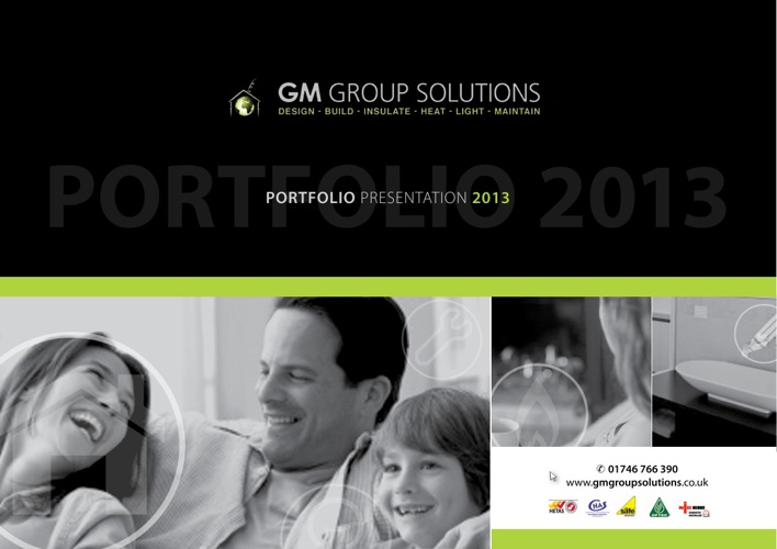 GM Group Solutions Portfolio 2013