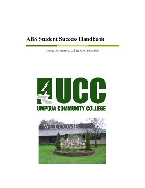 ABSD Student Handbook