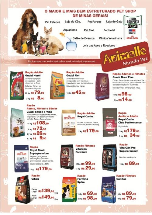 Folheto de Oferta Animalle - 10/09 a 10/10