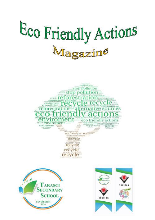 Eco Friendly Actions magazine
