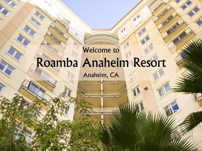 Roamba Anaheim Resort