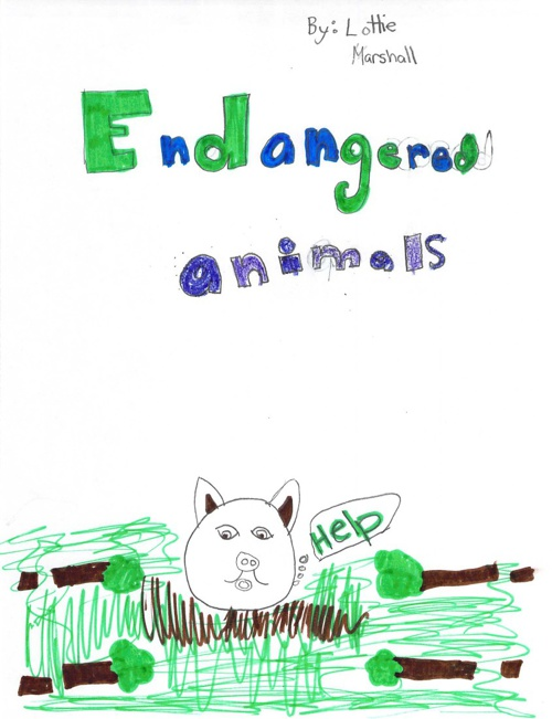 Endangered Animals by Lottie