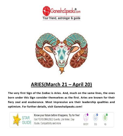 Aeris- Get Aeris horoscope online at Ganeshaspeaks.com