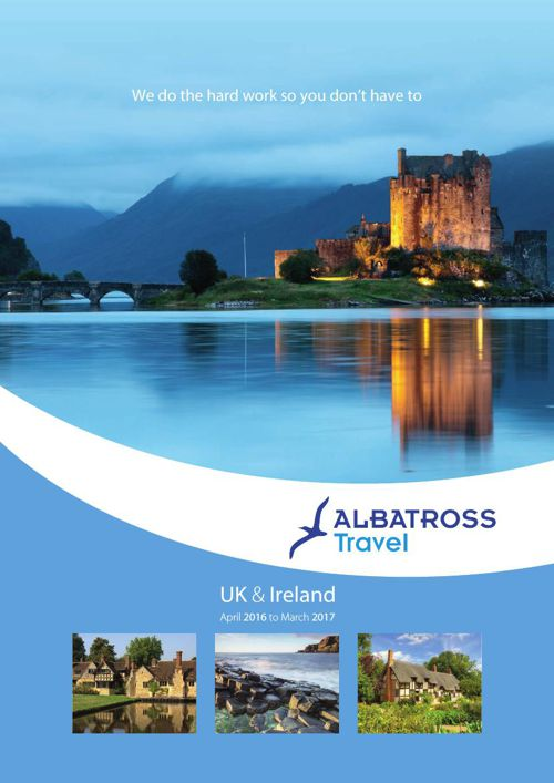 Albatross Travel UK & Ireland Brochure 2016/17