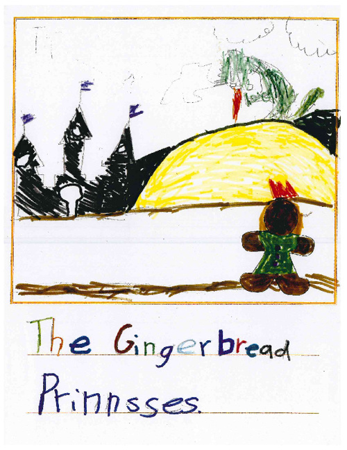 Gingerbread House Stories