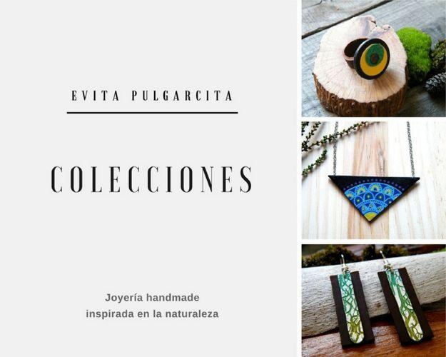 Colecciones de Evita Pulgarcita (selección 1)