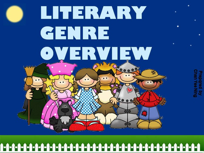 Literary Genre Overview