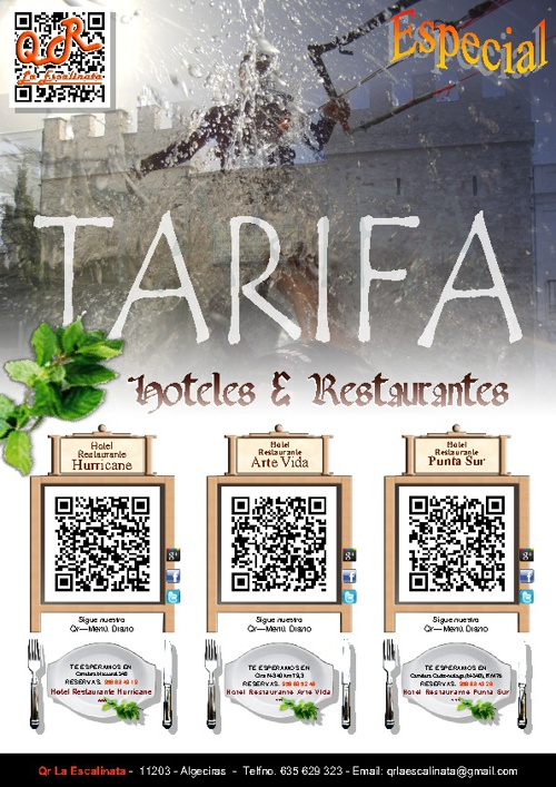Qr La Escalinata Especial Hoteles & Restaurantes