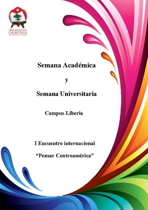 Semana Academica y Universitaria UNA-SRCH