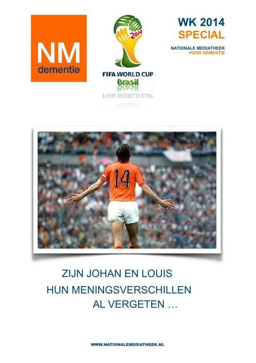 NATIONALE MEDIATHEEK VOOR DEMENTIE - WK2014 - SPECIAL