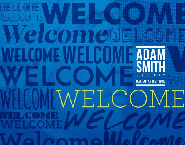 Welcome | Adam Smith Society