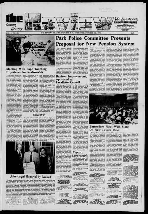 Review October 1979