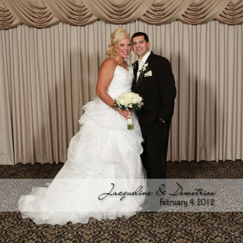 Jacqueline and Demetrios' Album