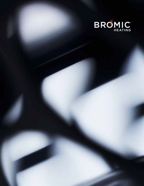 Bromic Out Door Heating Full Catalog