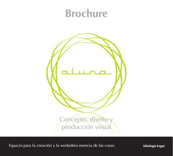 Brochure Aluna
