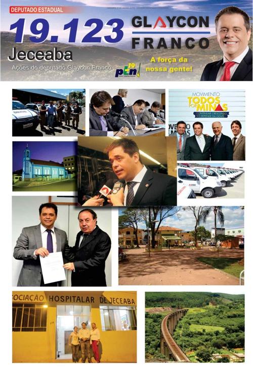 Jornal Jeceaba - Glaycon Franco
