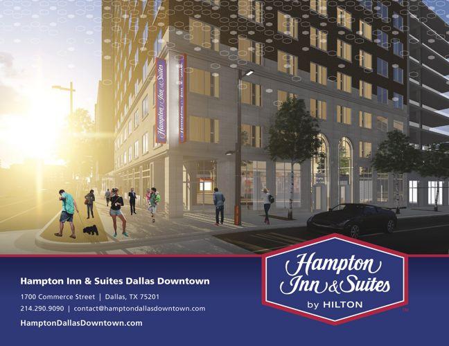 Dallas-Hampton Inn