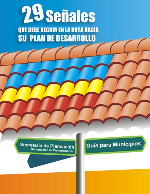 Guía Plan de Desarrollo - Secreataría de Planeación de Cundinama