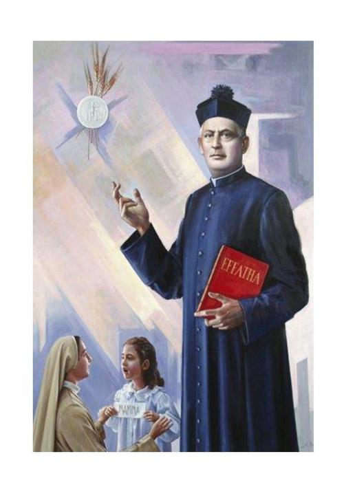 Decreto Vescovile di Erezione del santuario Filippo Smaldone
