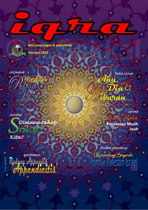 New Majalah Iqra Feb '13