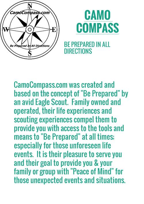Camo Compass