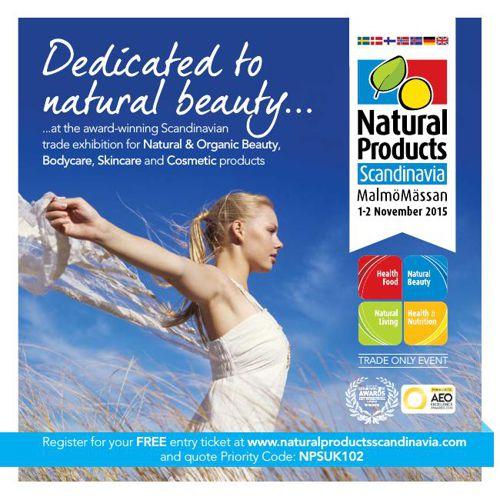 Natural Products Scandinavia Beauty 2015 English
