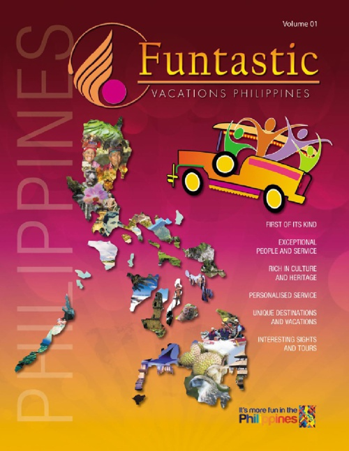 Funtastic Vacations Philippines Volume 01